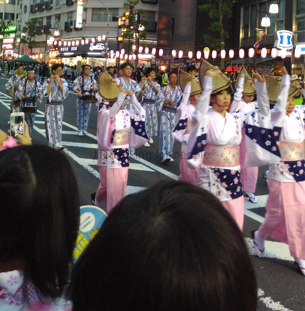 2017年8月26日(土) 第45回 大塚阿波踊り 大会まとめ