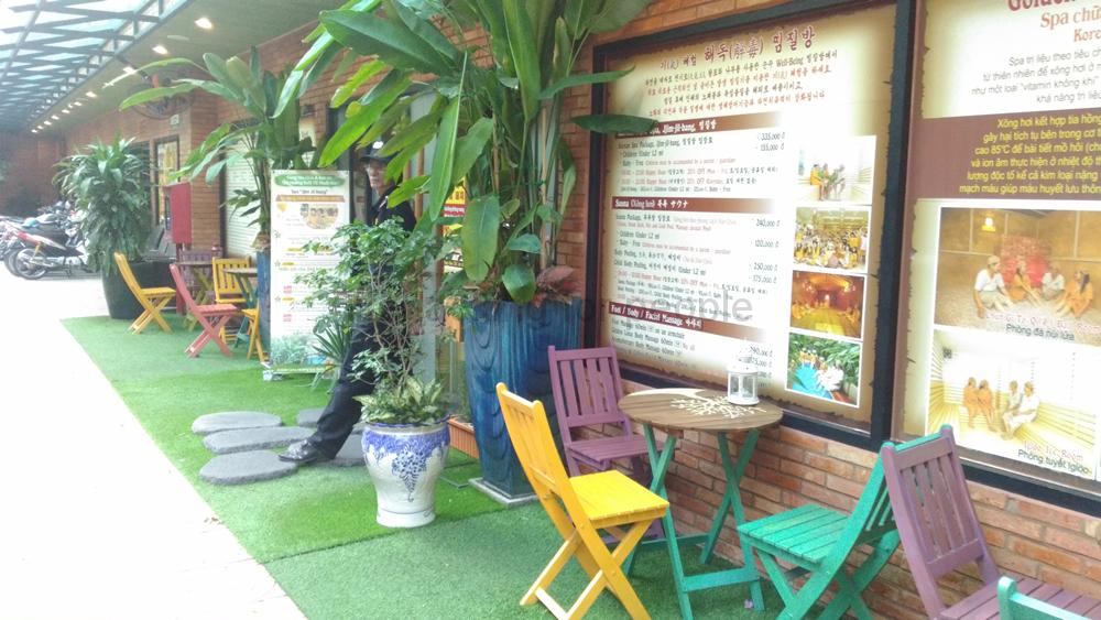 GOLDEN LOTUS HEALING SPA WORLD(ゴールデン・ロータス・ヒーリング・スパ・ワールド)ベトナム・ホーチミン市3区