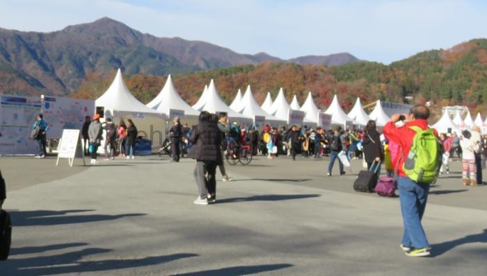 富士山マラソン大会2017年11月26日(日)