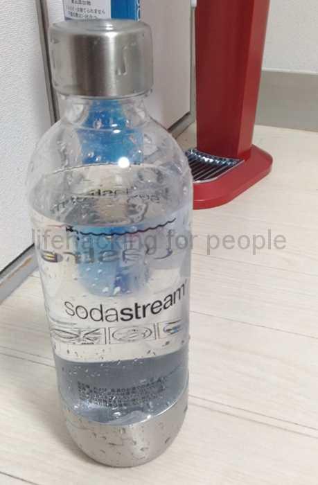 【炭酸水メーカー】【Soda Stream】ソーダストリーム Genesis Deluxe(ジェネシス デラックス) スターターキットを買って試してみた