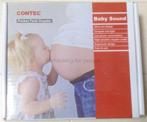 【妊娠10週】胎児超音波心音計 心拍数 フェイタルドップラー baby sound Bで心拍を聞いてみた